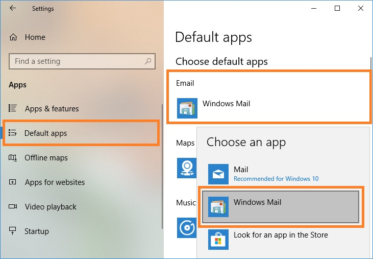 Windows Mail Restore Tool for Windows 10, 8 1 and 7 - Make Windows