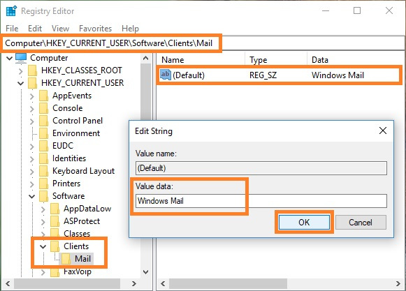 Windows Mail Restore Tool for Windows 10, 8 1 and 7 - Make